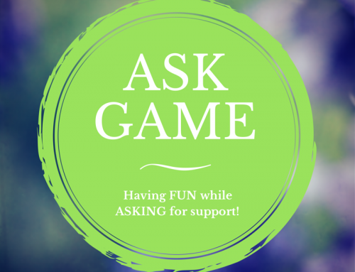 The ASK Game